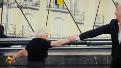 Една жена на 81 г., която ще ви даде урок