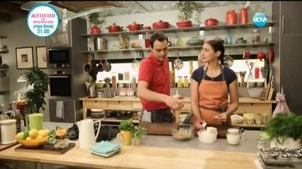 Магданозена супа и доматен хляб - Бон Апети (28.05.2015)