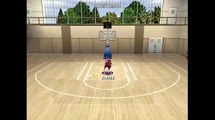 Nba 2005 slam dunk