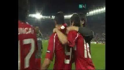Euro 2008 Хърватия Турция 1 - 1 Голове И