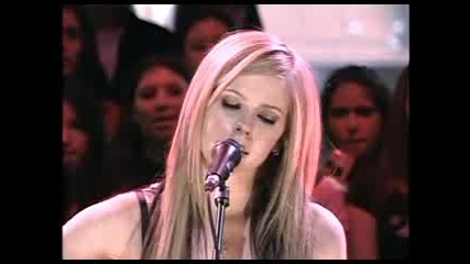 Avril Lavigne - Much Music - Nobodys Home