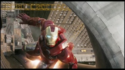 Marvel's The Avengers Super Bowl Commercial Бг Субс