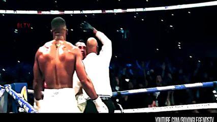 Anthony Joshua vs Wladimir Klitschko Highlights Hd