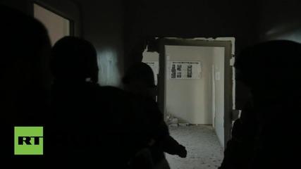 Ukraine: DRAMATIC footage shows Kiev, anti-Kiev forces fighting in Marinka