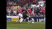2002/2003 Cl Manchester United - Real Madrid 4:3 ( част 6 от 2-то полувремe)