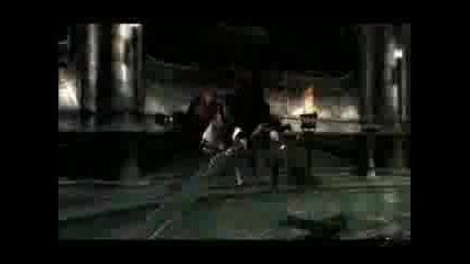 Devil May Cry 4 Nero Vs Dante