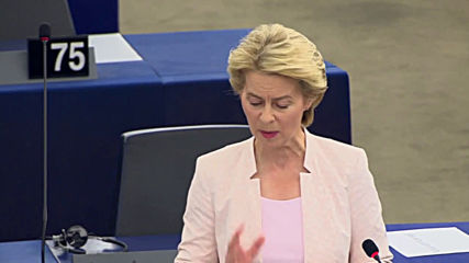 France: Von der Leyen seeks backing ahead of vote on EU's top job