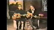 Roy Orbison & Johnny Cash - Crying +Pretty Woman