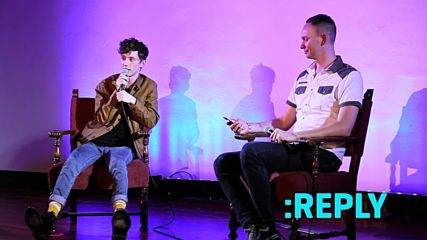 Troye Sivan - ASK:REPLY (Vevo LIFT): Brought To You By McDonald's (Оfficial video)