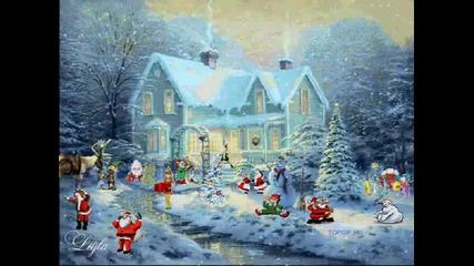 Коледен Сняг