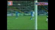 Champions League: Levski Sofia vs Debreceni Vsc гол на Боднар от 30 м