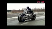 Dodge Tomahawk Fasts Bike in the World