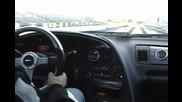 400 метра в Тойота Супра! Стиска ли Ви?