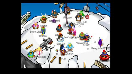Clubpenguinbulgariann and Cpbginfo Party 2009