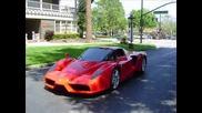 Exotic car show at auto affair - Enzo,  carrera gt,  lambos,  etc.go