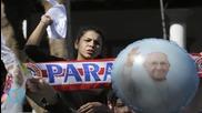 Pope Francis Praises 'Most Glorious' Paraguay Women