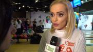 Ива Екимова Участва в Благотворителния Турнир по Боулинг на Holiday Heroes