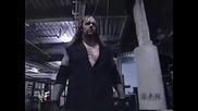 Dx срещу Гробаря, Кейн и Скалата