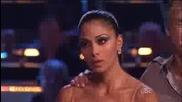 Nicole Scherzinger & Derek Hough - Jive - втора седмица