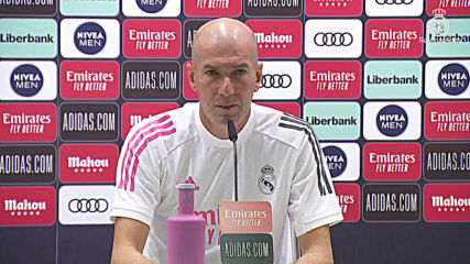 Spain: Zidane says Benzema and Vinicius have resolved issues and situation is 'perfect'