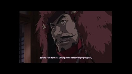 Sengoku Basara Епизод 9 bg sub