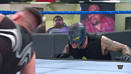 Dominik Mysterio vs. Dolph Ziggler: SmackDown, May 7, 2021
