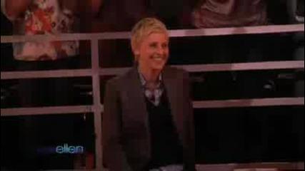 Justin Bieber - Favorite Girl & One Time [ Live Ellen Show 11032009 ]