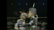 Celebrity Death Match - James Hetfield Vs