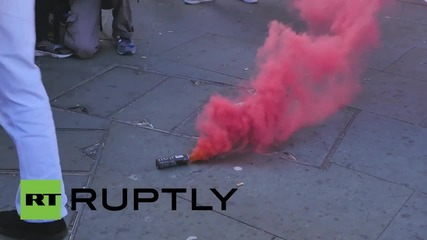 UK: Hundreds descend on Camden to decry gentrification