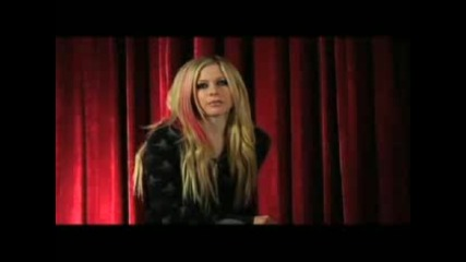 Avril Lavigne Abbey Dawn Interview Kohls