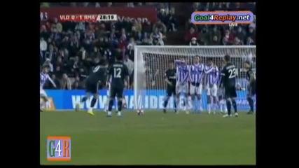 14.03 Real Valladolid - Real Madrid 1:4 Кристиано Роналдо гол