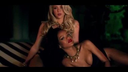 Shakira ft. Rihanna Can't Remeber To Forget You