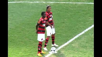 Ето какво още може Ronaldinho *(смях)*