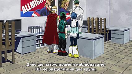 [ Bg Subs ] Boku no Hero Academia - 66 [ Eastern Spirit ]