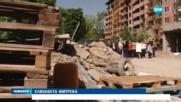 """Пловдивският квартал """"Тракия"""" на бунт срещу презастрояването"""