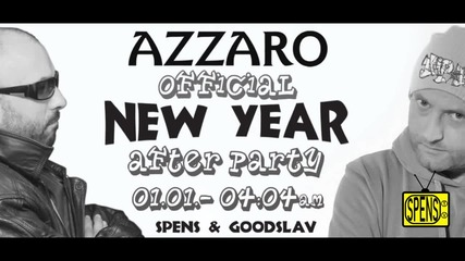 Spens & Goodslav - Official New Year s Eve 2014 After Party - 4 04 a.m.