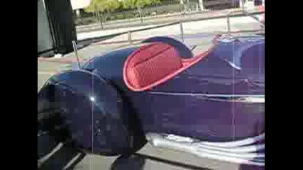 Sema 2007 Roadster Blastoline
