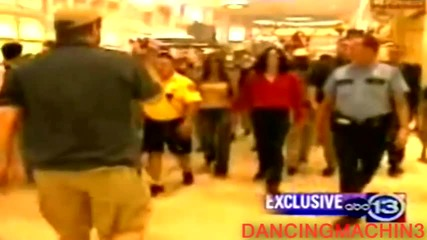 Texas Shopping With Monique (2004) - Michael Jackson [clipnabber.com]