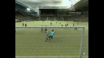 Fabregas - Гол На Uefa Euro 08 ..