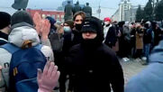 Russia: Navalny supporters rally across the country