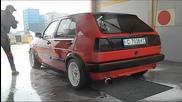 Нещо българско - Volkswagen Golf Mk2 Gti