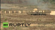 Lithuania: NATO forces hold joint anti-tank drills in Pabrade