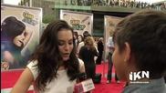 Интервю с участниците от Camp Rock 2