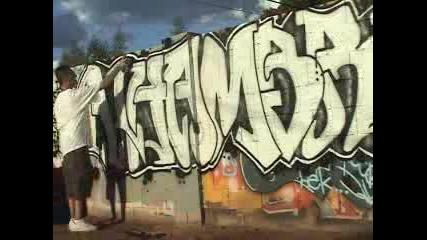 Backyard Graffiti 3