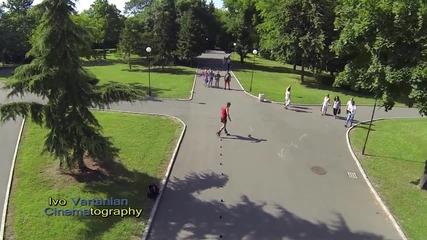 Видео заснемане с хексакоптер