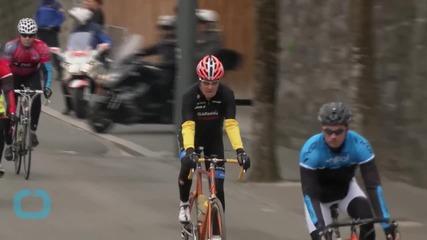 Kerry Breaks Leg in Bike Crash; Ends Overseas Trip Early