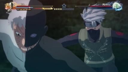 Naruto Shippuuden Ultimate Ninja Storm 4 Епизод 07