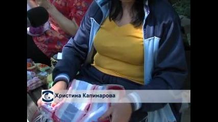 В Благоевград отбелязаха Международния ден на плетенето на открито