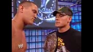 Wwe Parody - Orton And Cena [bg Audio]