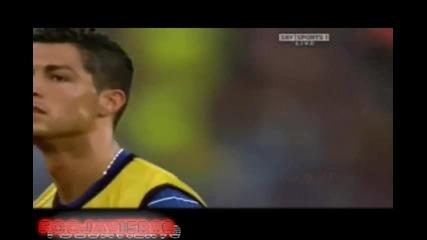 Cristiano Ronaldo HDHQ The King Is Back 0910